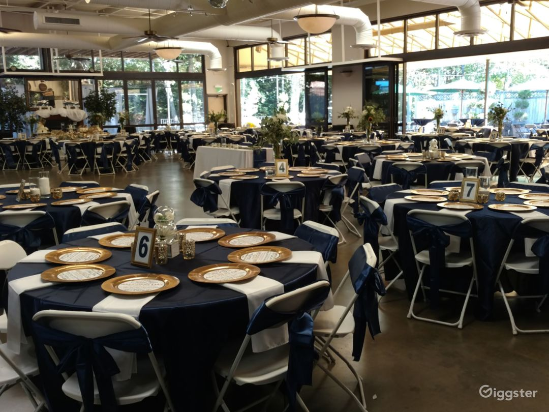 Spectacular Banquet Hall in Charlotte Photo 1