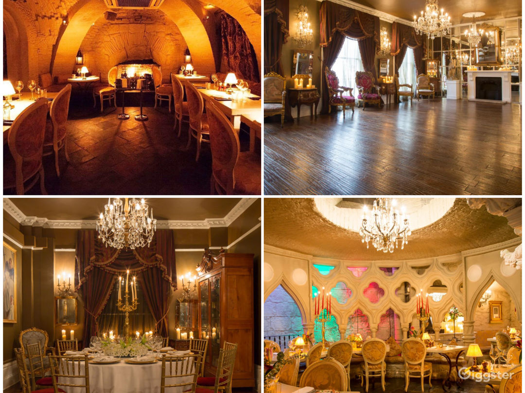Atmospheric and Stylish Buy-out Venue in London Photo 1