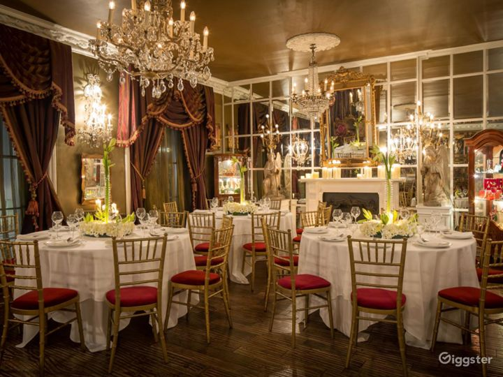 Atmospheric and Stylish Buy-out Venue in London Photo 3