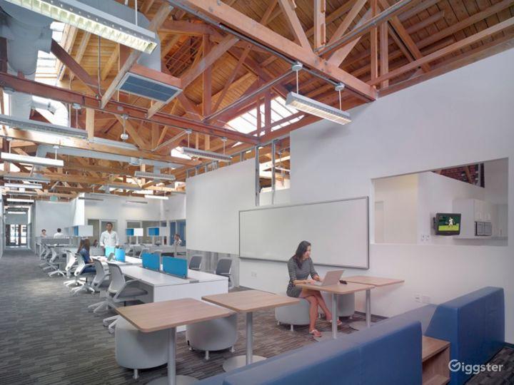 Modern Santa Monica Open Office & Event Space Photo 4