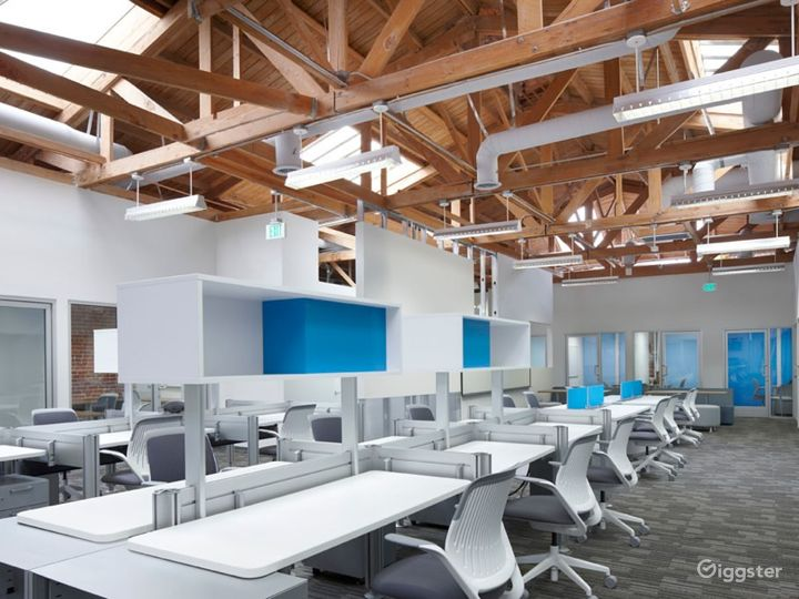 Modern Santa Monica Open Office & Event Space Photo 3