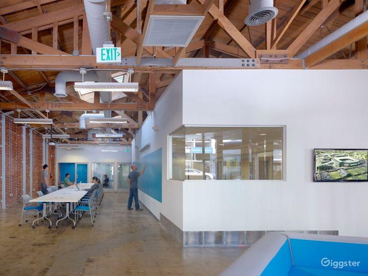 Modern Santa Monica Open Office & Event Space