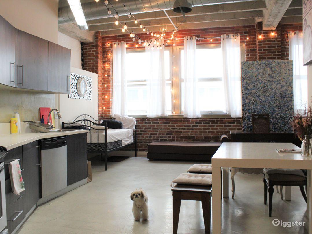 NYC Style Apartment Loft Photo 1