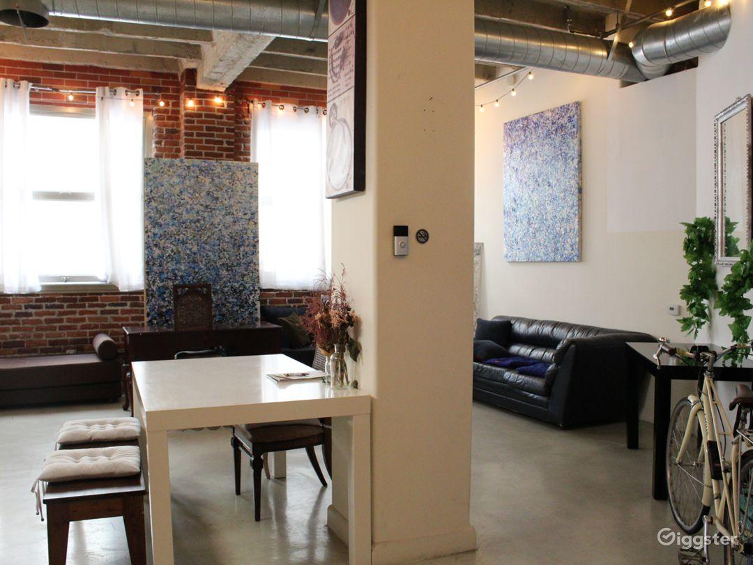 NYC Style Apartment Loft Photo 4
