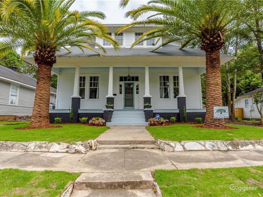Historic 1915 Creole Cottage Photo 1
