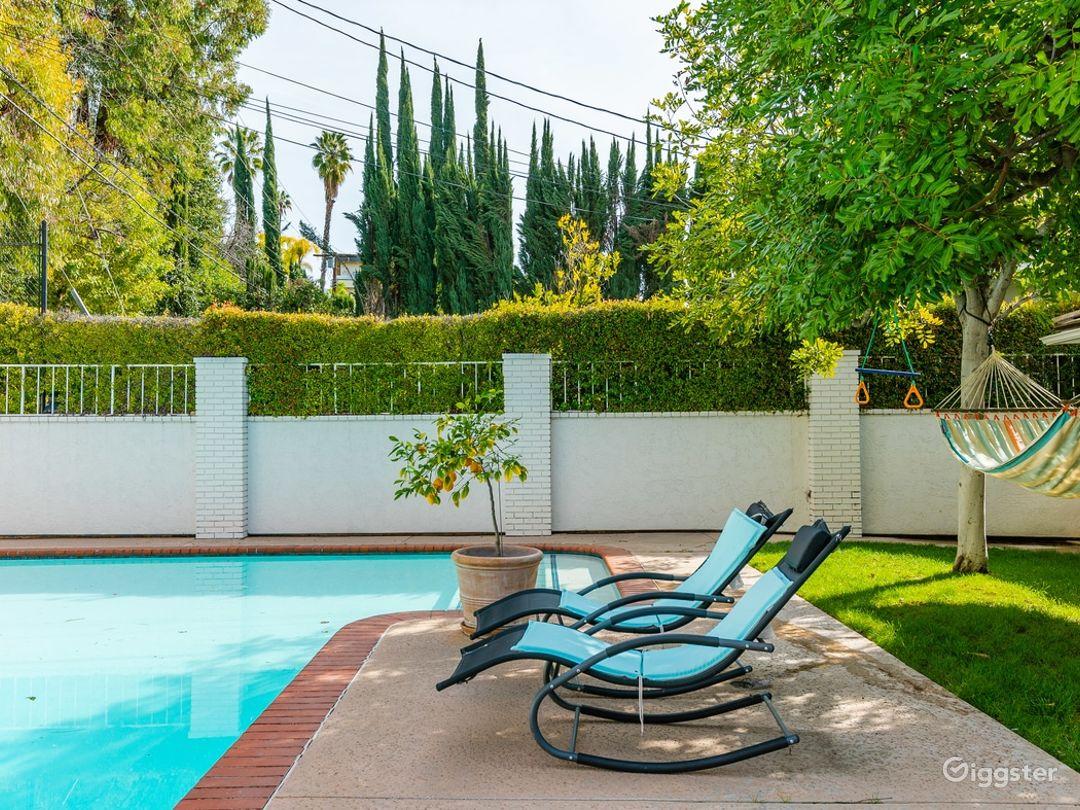 Beautiful Mid-Century Modern house with pool Photo 5
