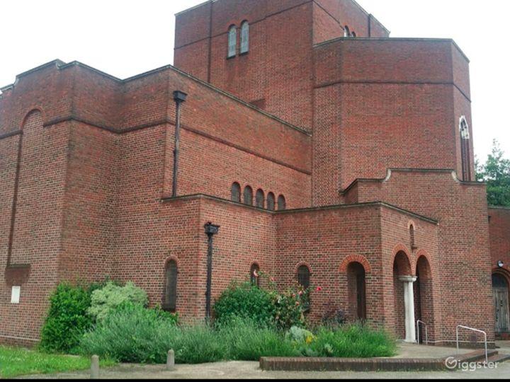 St Luke's Church Peckham in London Photo 4