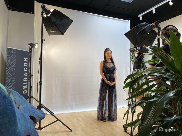 Photo + Video Studio & Event Rental