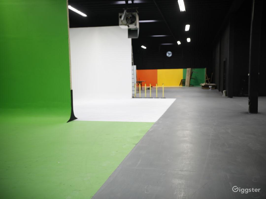 Film Studio Located in Downtown Atlanta Photo 1