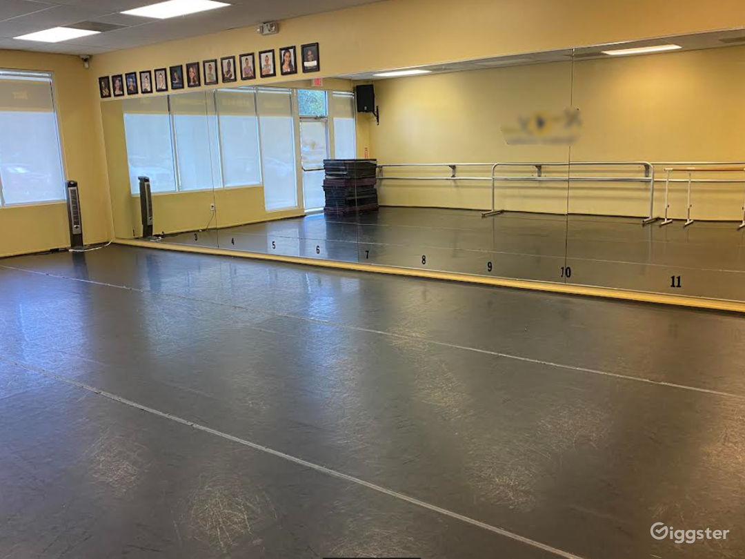 Dance Studio - Room 1  Photo 1