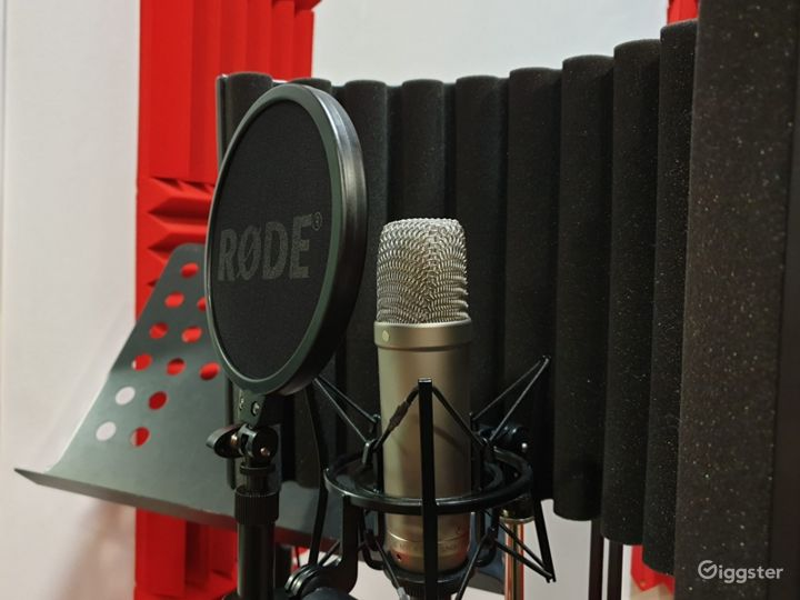A Recording Studio with High Quality Music Recording Photo 4