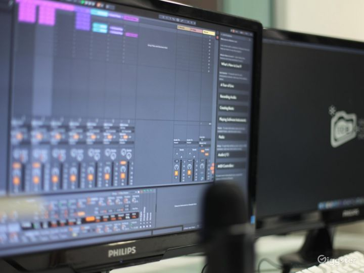 A Recording Studio with High Quality Music Recording Photo 3