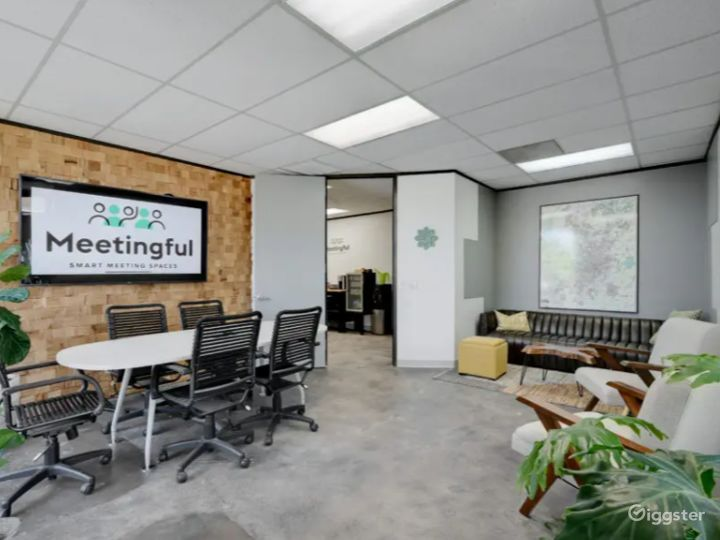 Smart Meeting Space 3 In Austin Photo 2