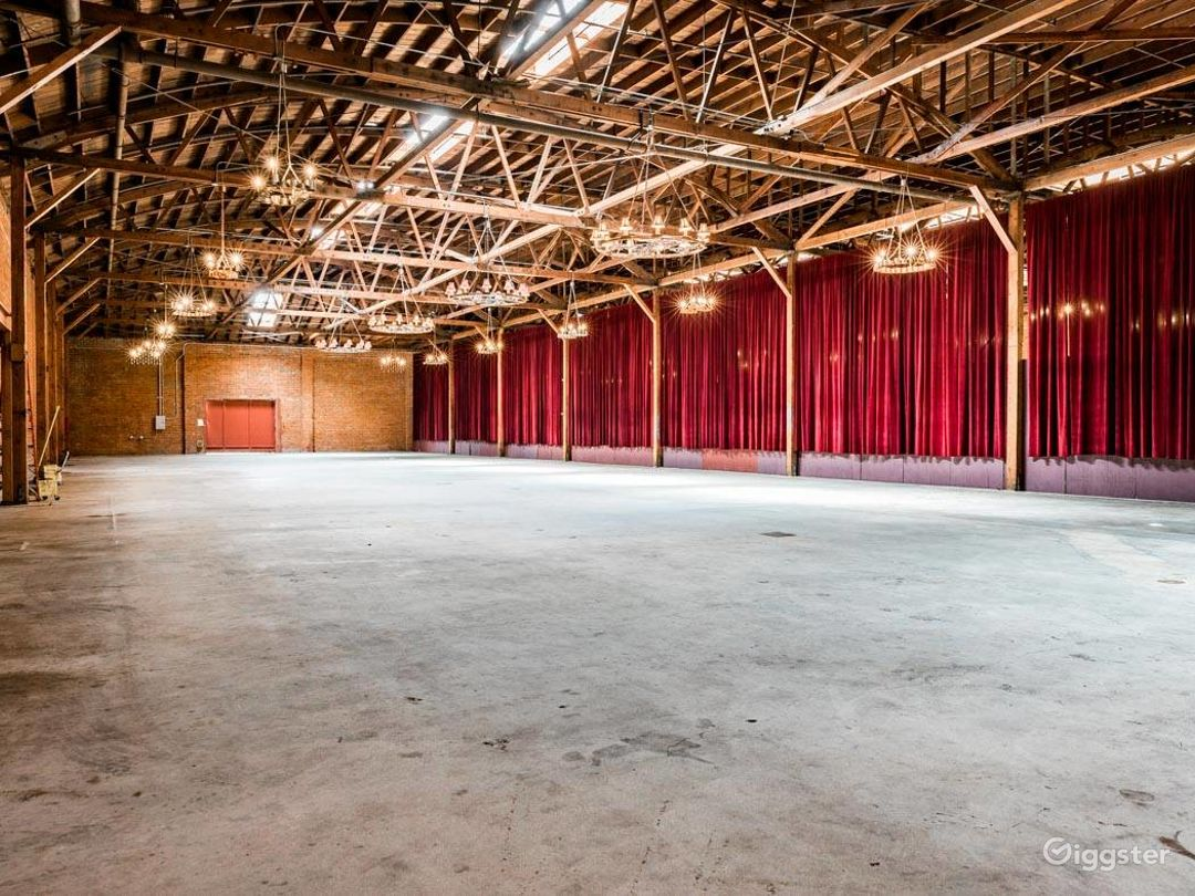 Rustic Brick Warehouse #2 Filming Photo 3