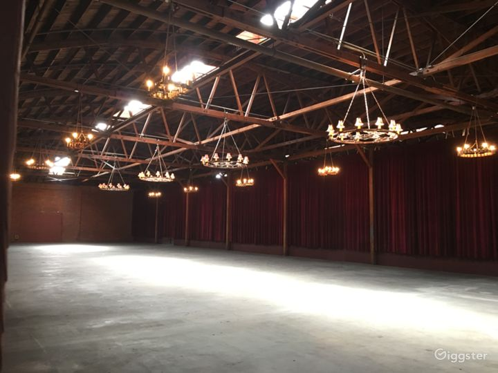 Rustic Brick Warehouse #2 Filming Photo 5