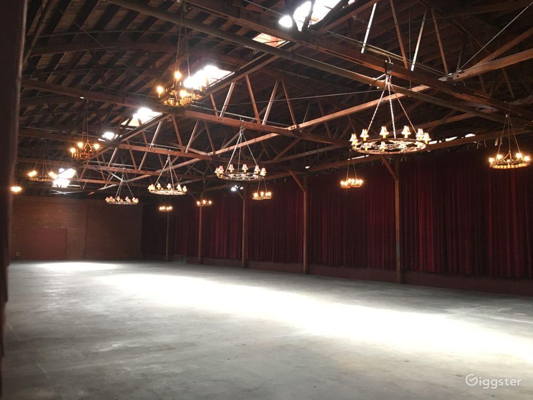 Rustic Brick Warehouse #2 Filming Photo 5