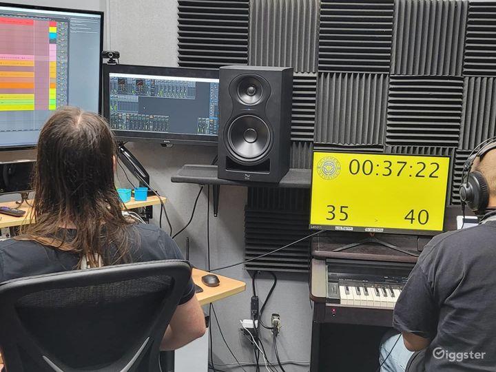 Managed Podcast Studio Photo 2
