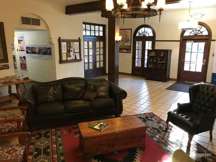 Artsy Main Lobby Venue