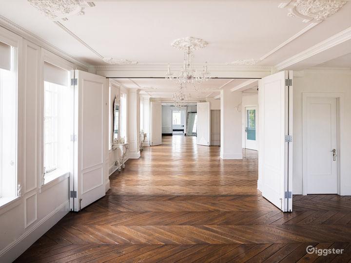 Second Floor Meeting Space