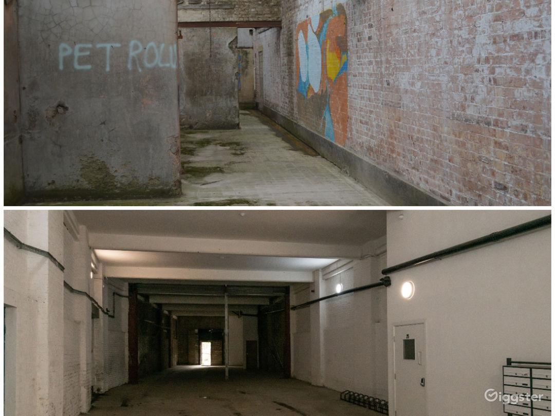 Spacious Exposed Brick Walls Facility in London Photo 1