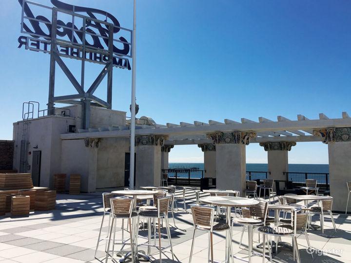 Outdoor Coney Island Amphitheater on the Beach Photo 4