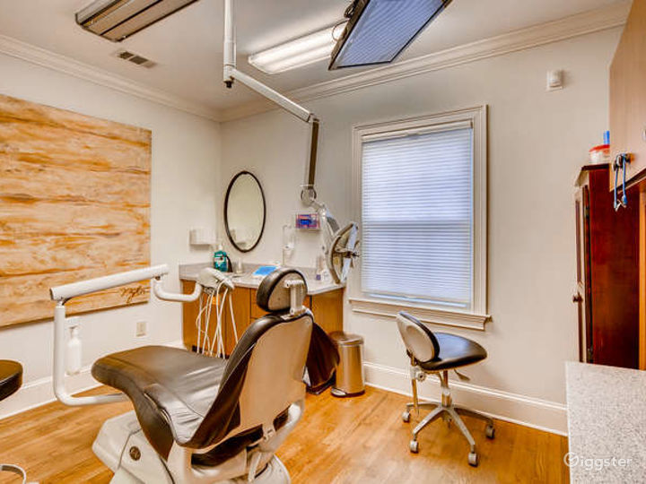 Dentist Office for Filming Photo 5