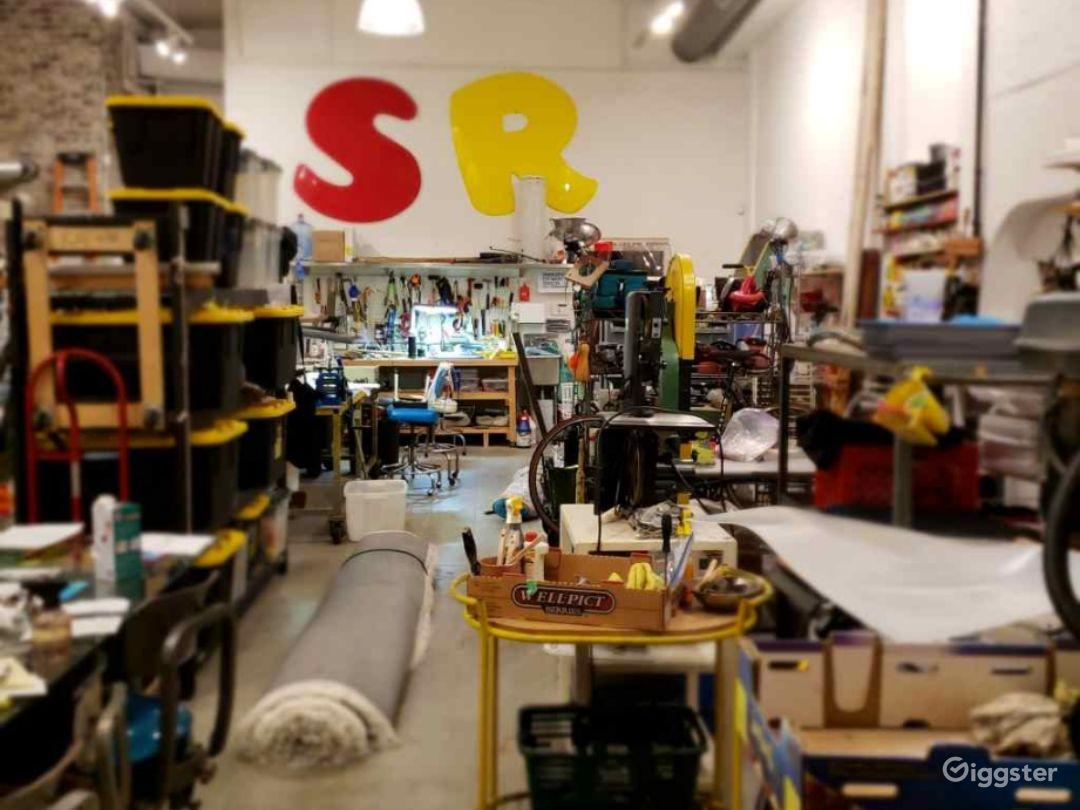 Artists Studio Loft, tools art supplies commercia  Photo 3