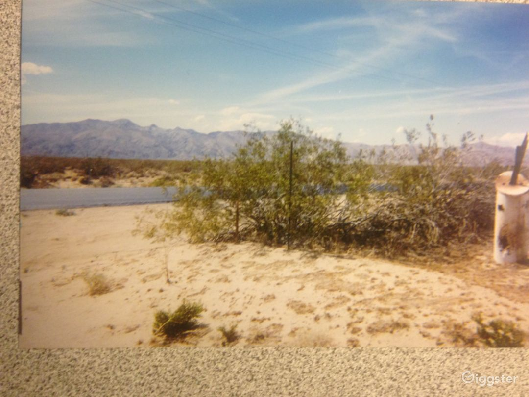 Desolate Desert Photo 2