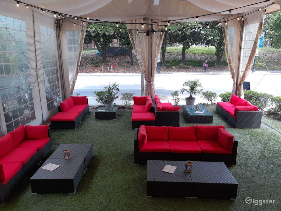 Elegant Cocktail Garden Photo 1