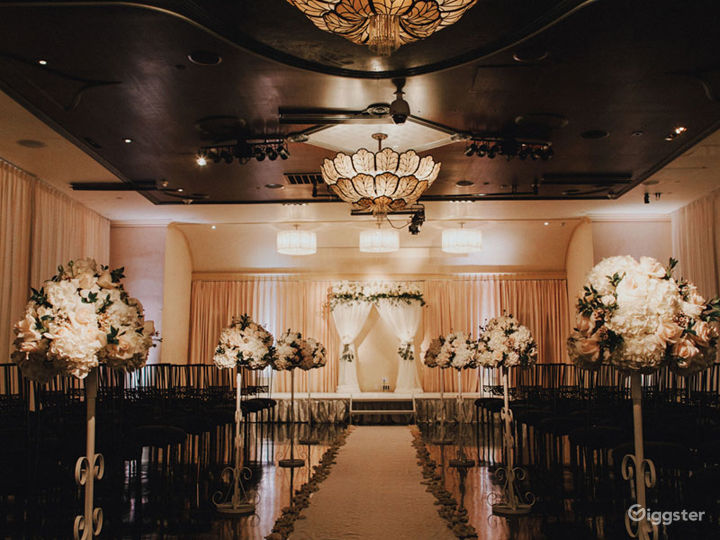 Glamorous Event Space with Foyer & Balcony access Photo 2