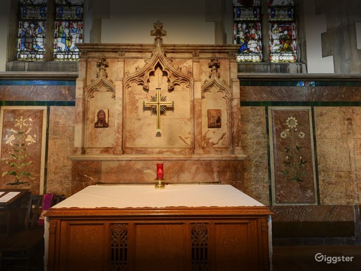 Church Venue for Intimate Gatherings in London Photo 5