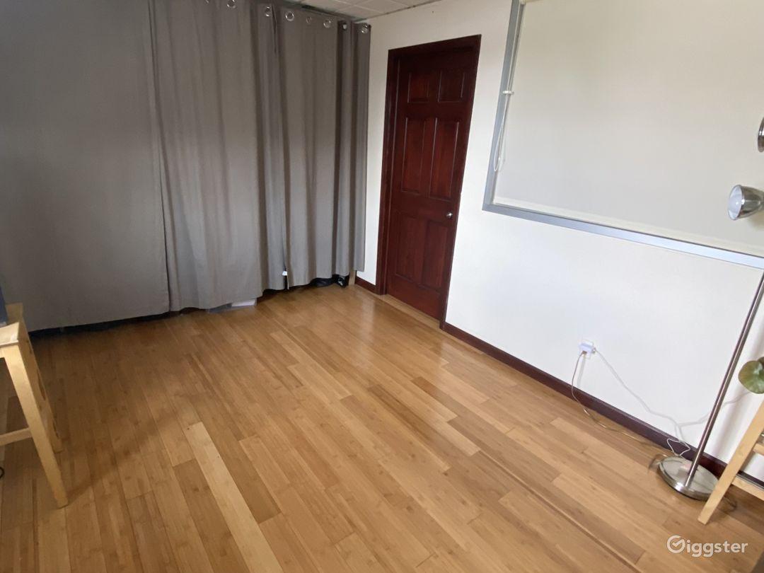 Compact Yoga Studio in Brooklyn Photo 1