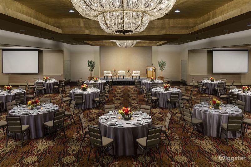 Spacious and Beautiful Ballroom in LA Photo 1