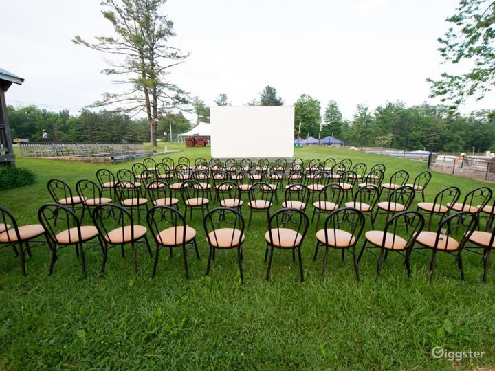 Breathtaking Outdoor Venue by the Lake Photo 2