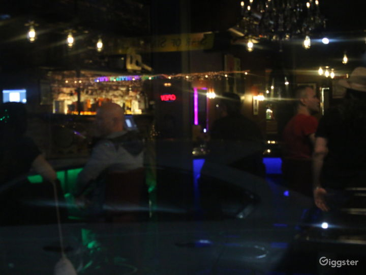 Vibrant Rock and Roll Bar with Stage  Photo 2