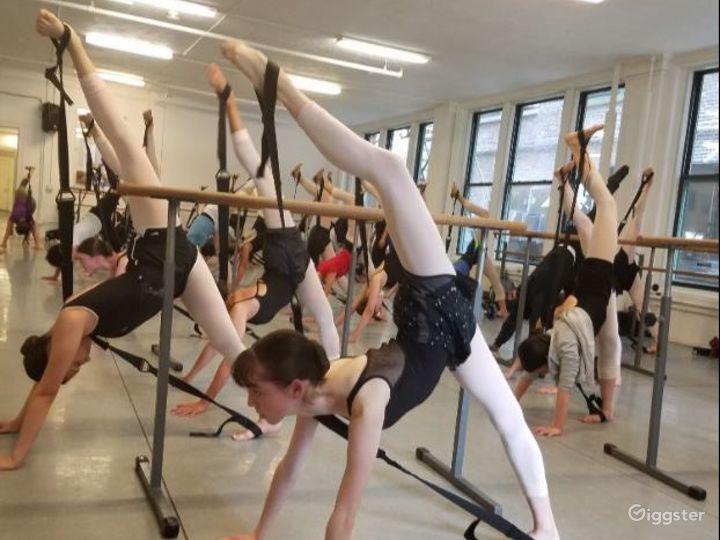 State of the art dance studio Photo 5