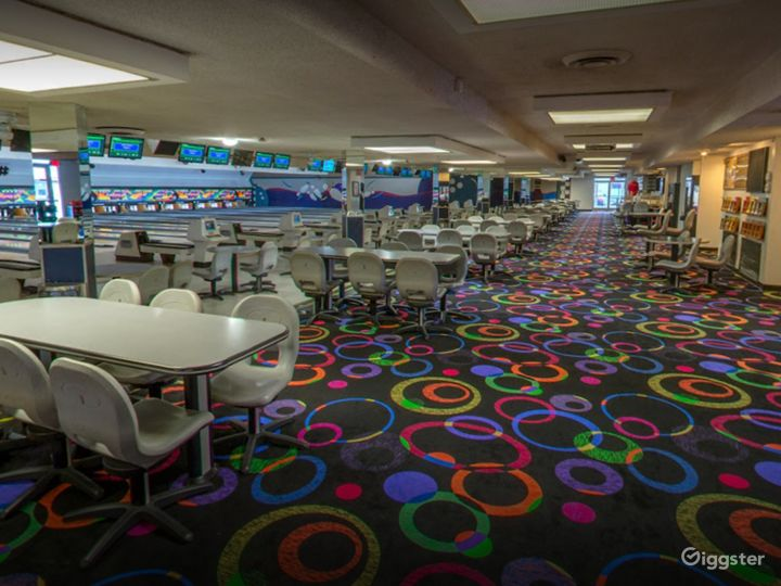 Colorful and Vibrant Bowling Alley (Full Buyout) Photo 5