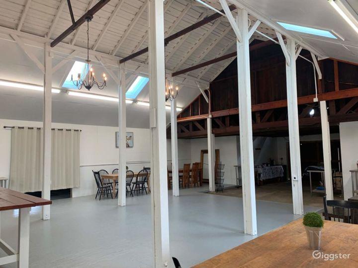 Intimate Farm Space in San Martin Photo 4