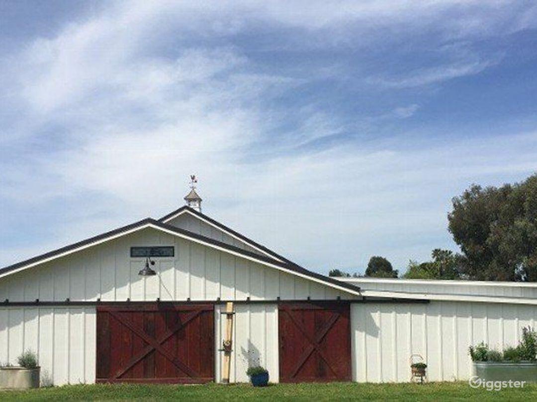 Intimate Farm Space in San Martin Photo 1