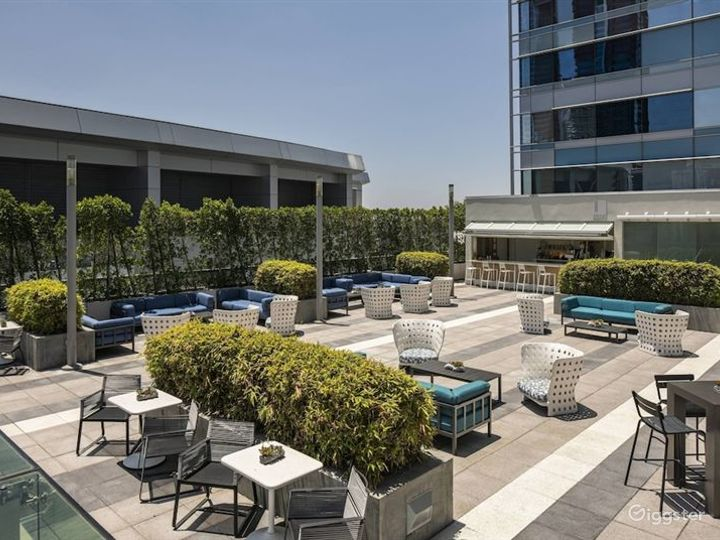 The Rooftop Pool with Lounge Photo 2
