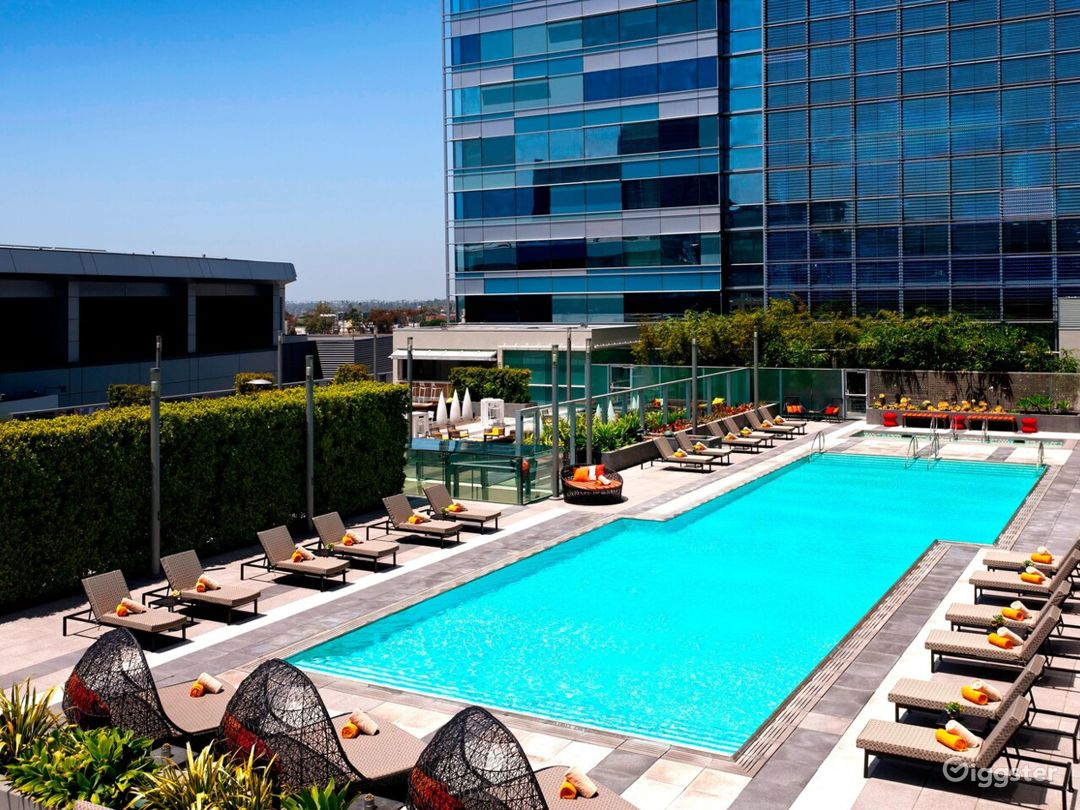 The Rooftop Pool with Lounge Photo 1