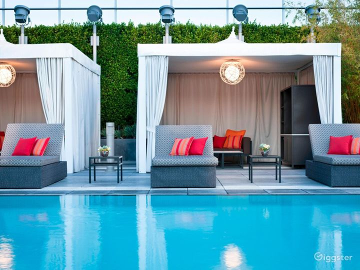 The Rooftop Pool with Lounge Photo 3
