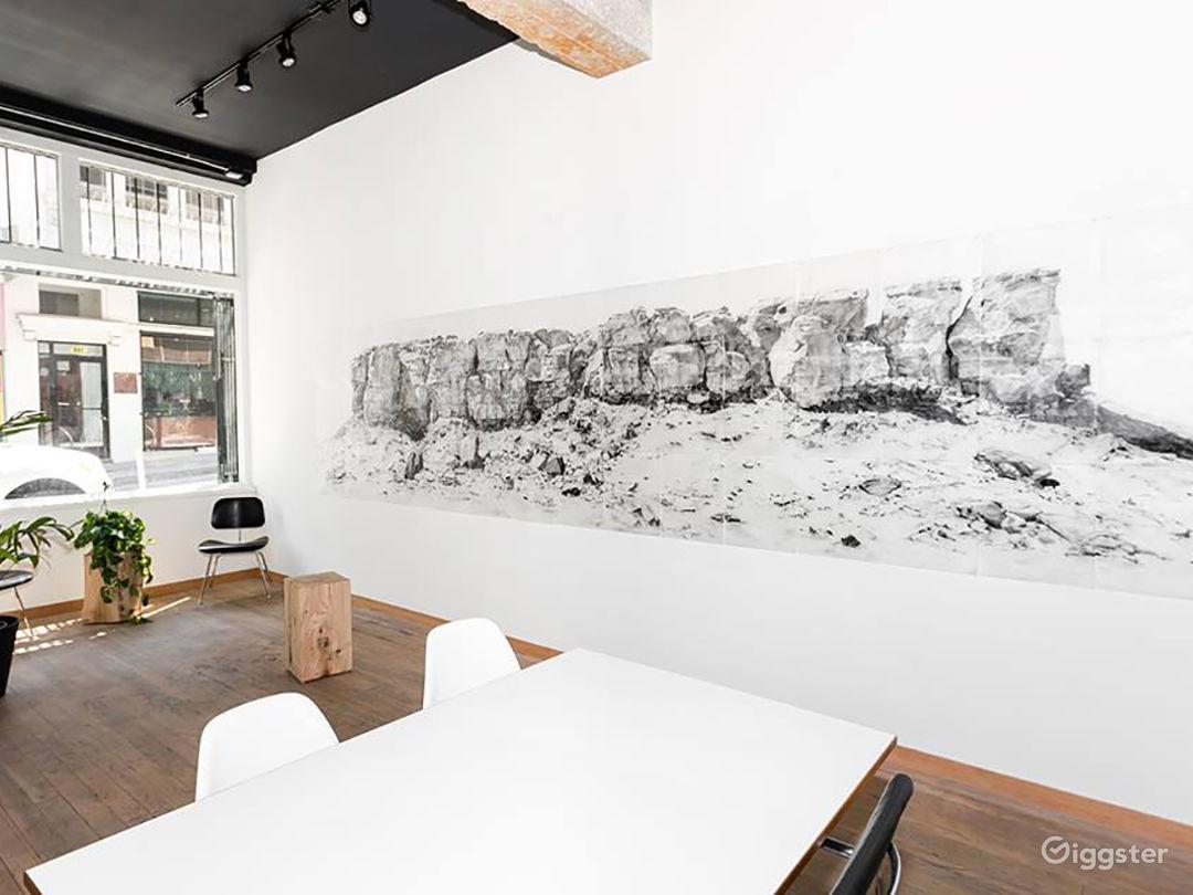 Financial District Studio / Art Gallery Photo 2