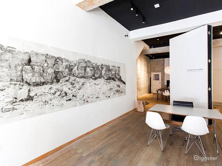 Financial District Studio / Art Gallery