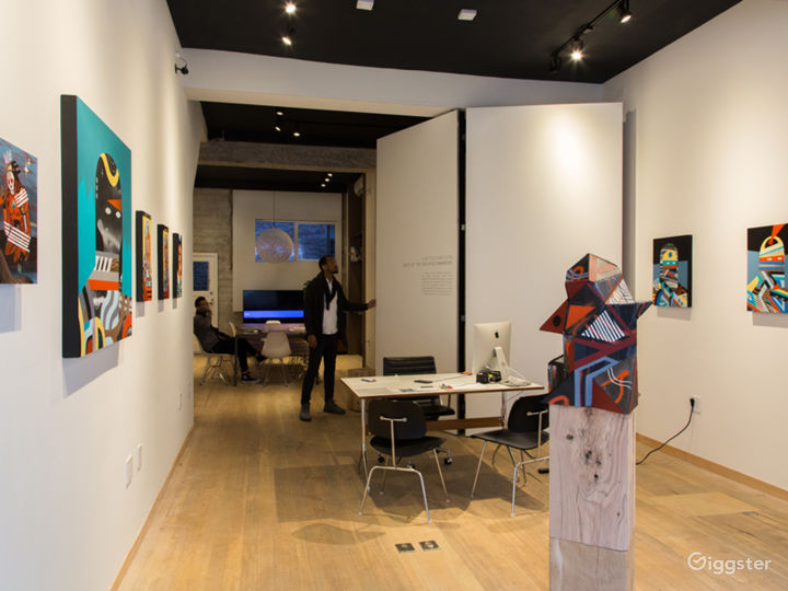 Financial District Studio / Art Gallery Photo 5