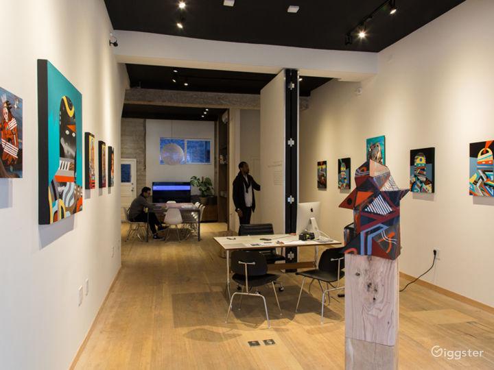Financial District Studio / Art Gallery Photo 4