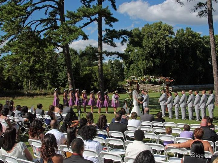 Lake view Ceremony Lawn in Charlotte NC Photo 2