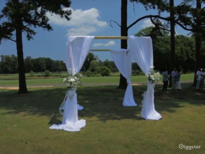 Lake view Ceremony Lawn in Charlotte NC Photo 4