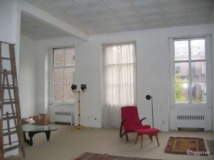 Contemporary Tribeca townhouse: Location 2746 Photo 5