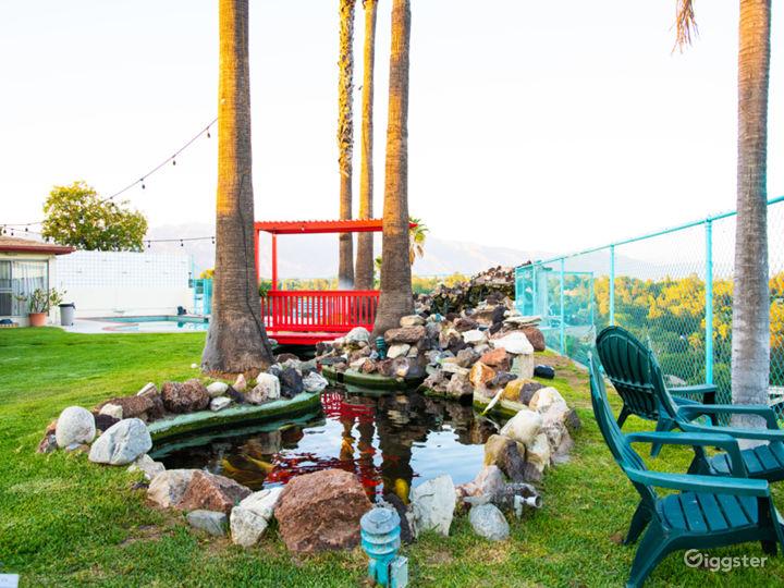 Very Spacious Beautiful Zen Backyard w/ Amenities Photo 3